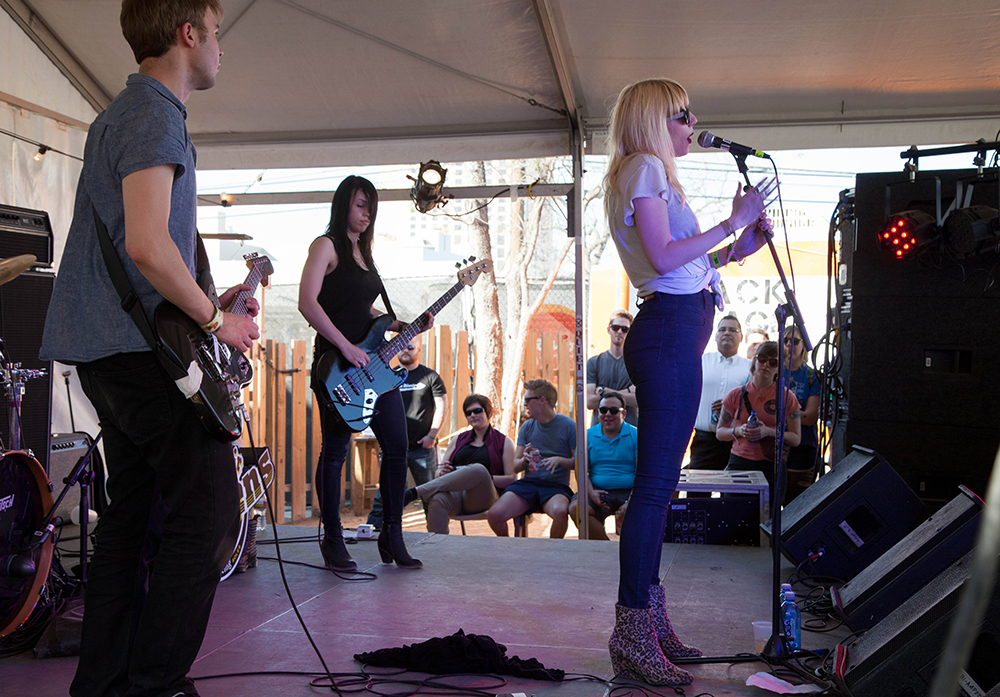 White Lung brings some puck rock to Bar 96.
